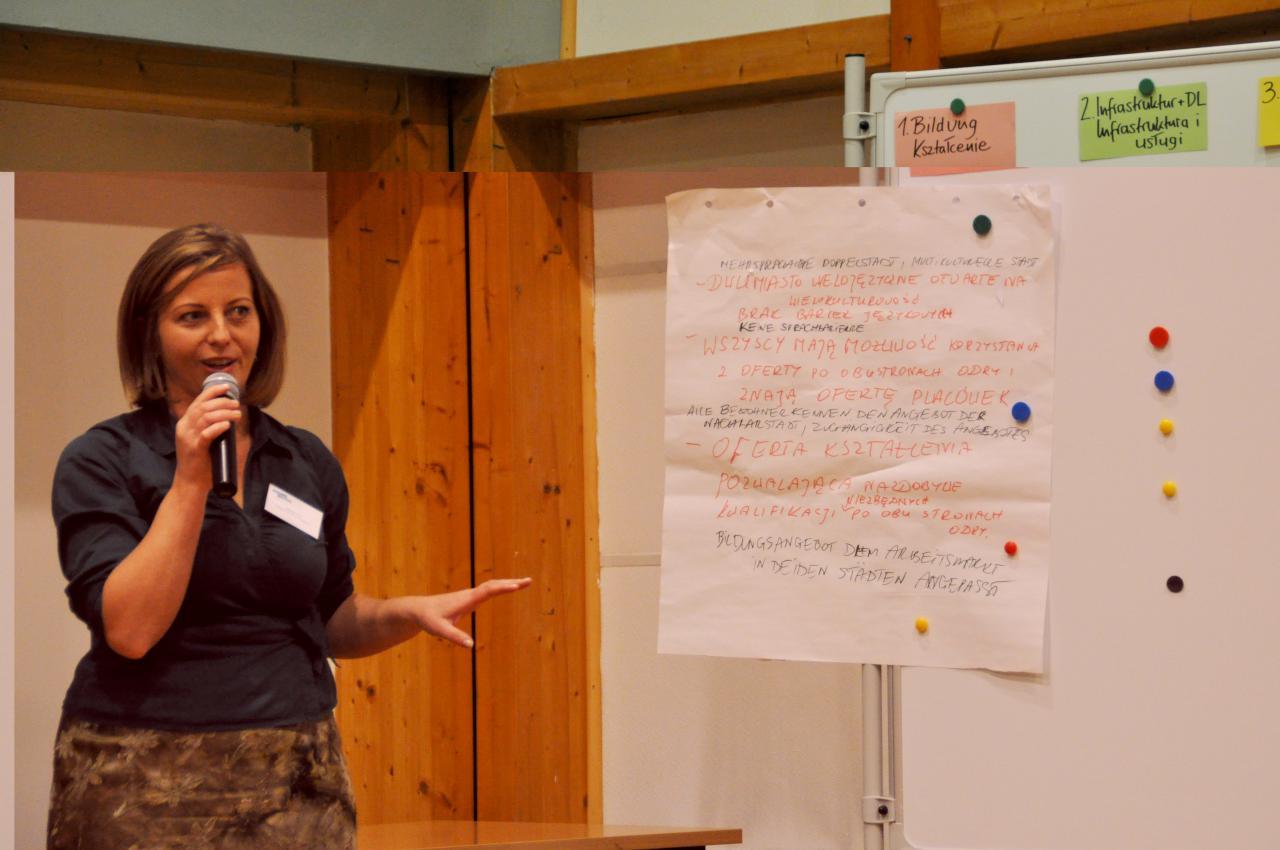 Słubice-Frankfurt mają nowe pomysły na współpracę