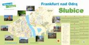 Słubice – Frankfurt mapa