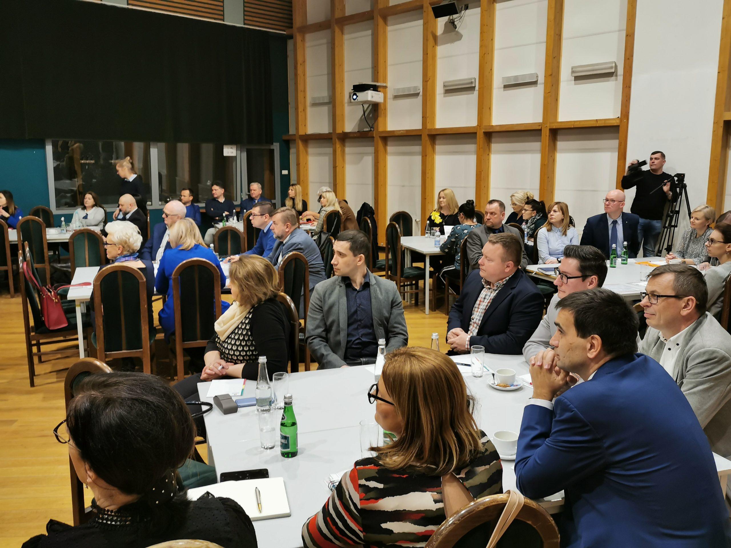 Przedstawiciele lubuskich gmin dyskutowali w Słubicach o Partnerstwie Publiczno-Prywatnym