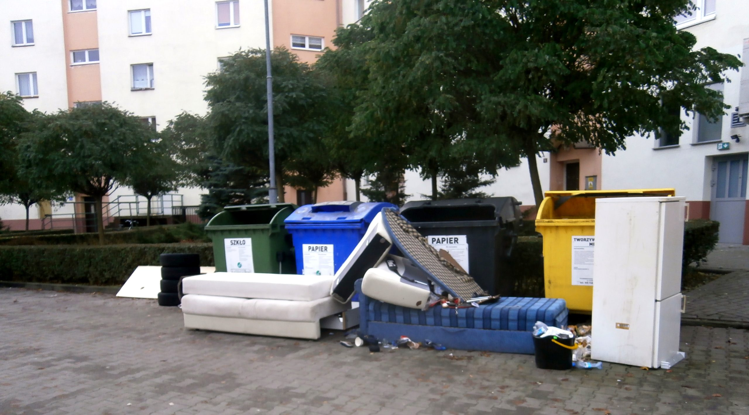 Słubice czyste miasto? Od nas to zależy!