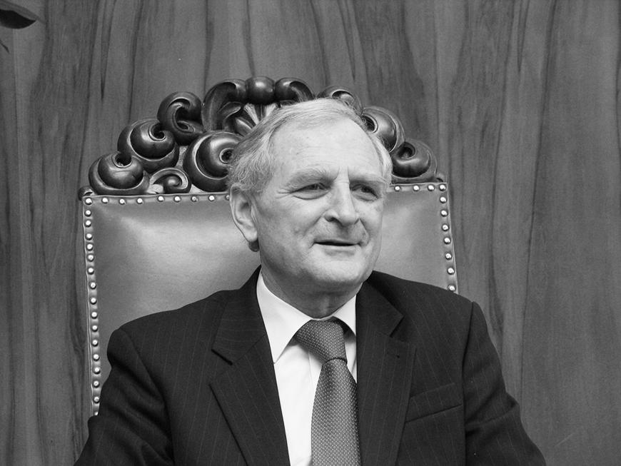 Dziś żegnamy śp. prof. Stanisława Lorenca