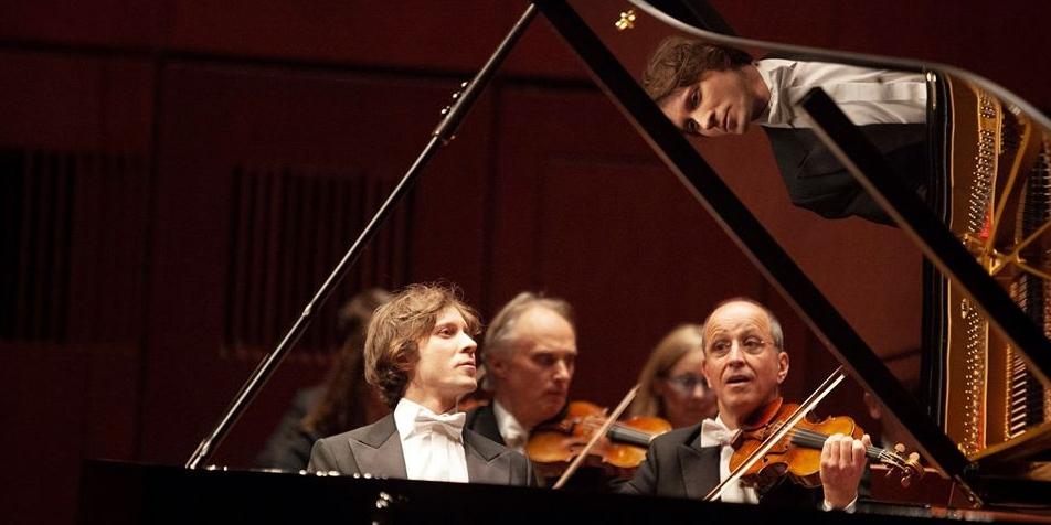 Tego koncertu nie można przegapić. Rafał Blechacz zagra we frankfurckiej filharmonii!