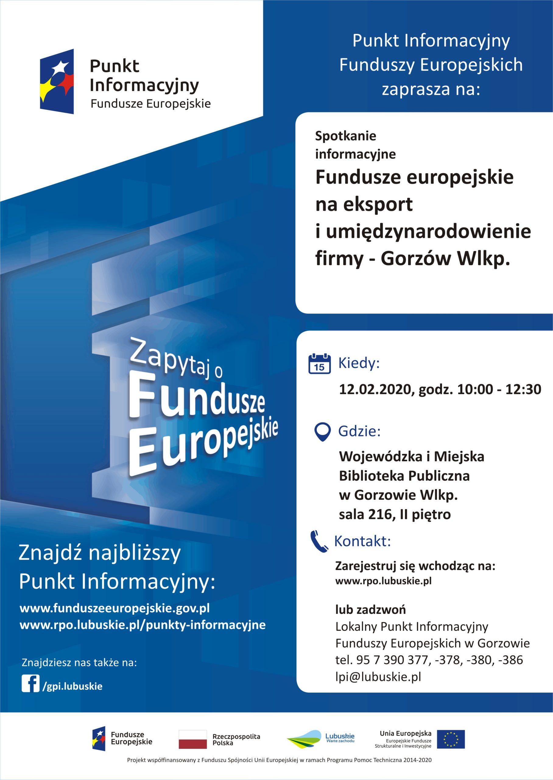 Jak zdobyć unijne fundusze na eksport i umiędzynarodowienie firmy? Specjaliści podpowiedzą!