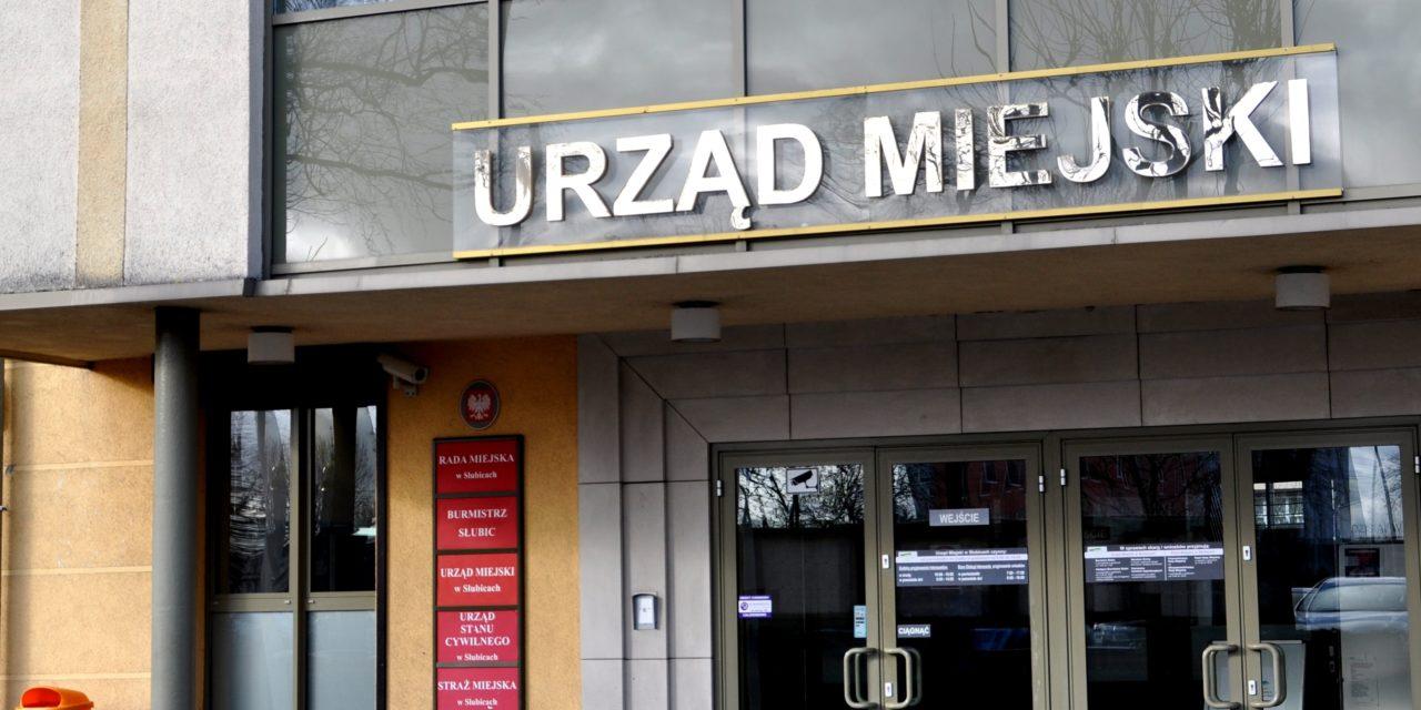 Nowe zasady obsługi interesantów w Urzędzie Miejskim w Słubicach!
