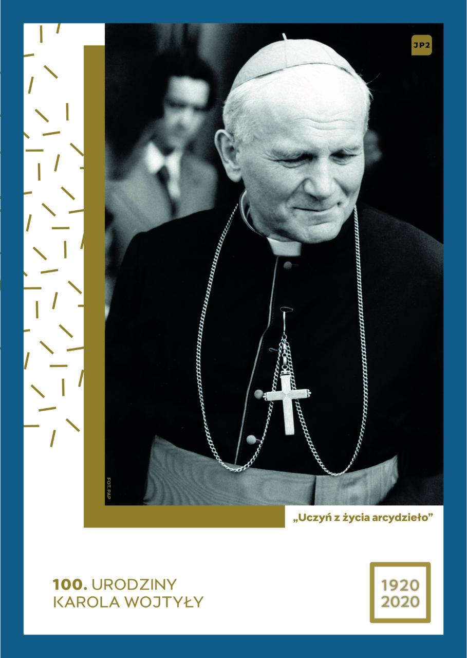 Wpłynął na bieg historii. Pokochał Go cały świat!   Dziś 100.rocznica urodzin Jana Pawła II