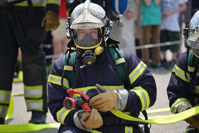 Dziś wszystkim strażakom mówimy- Dziękujemy!