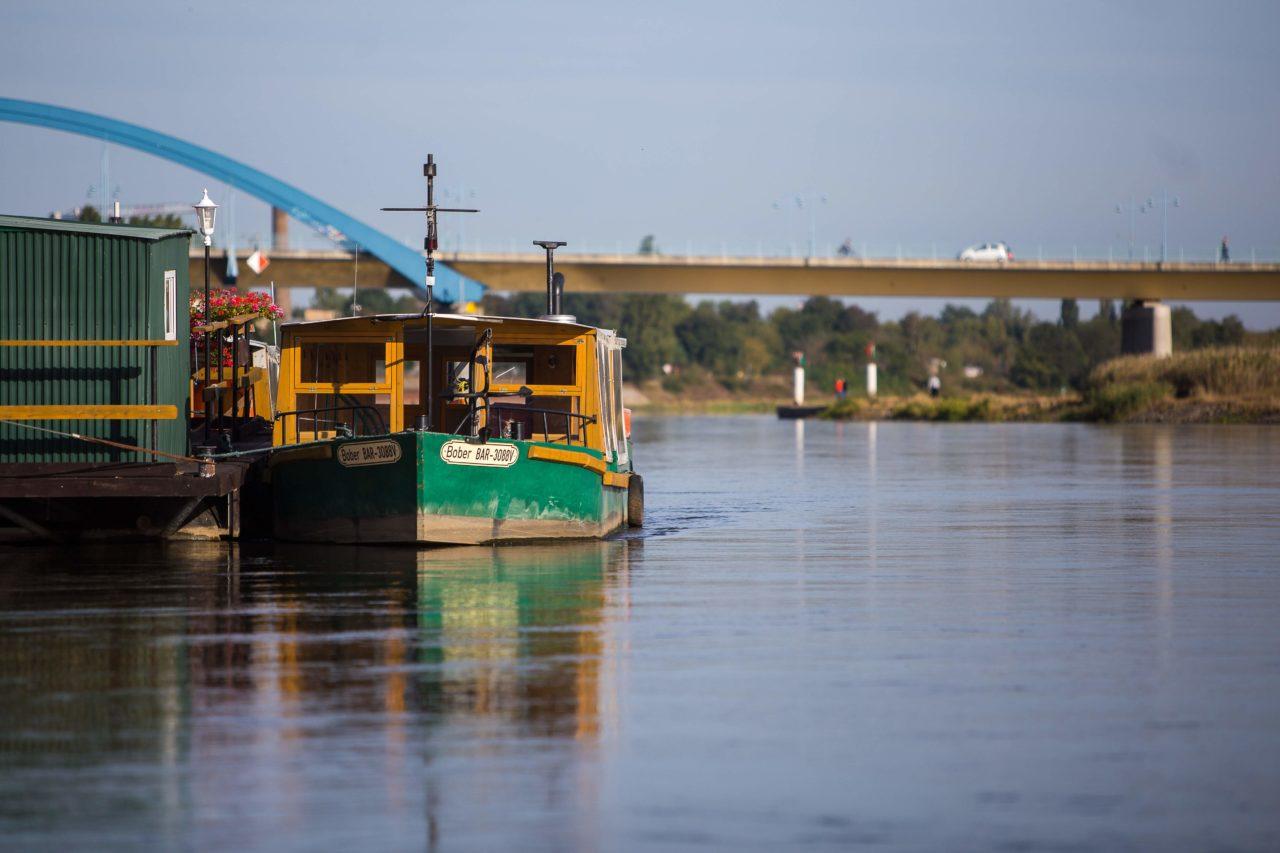 Zapraszamy na bezpłatne rejsy po Odrze i zwiedzanie Dwumiasta z perspektywy rzeki