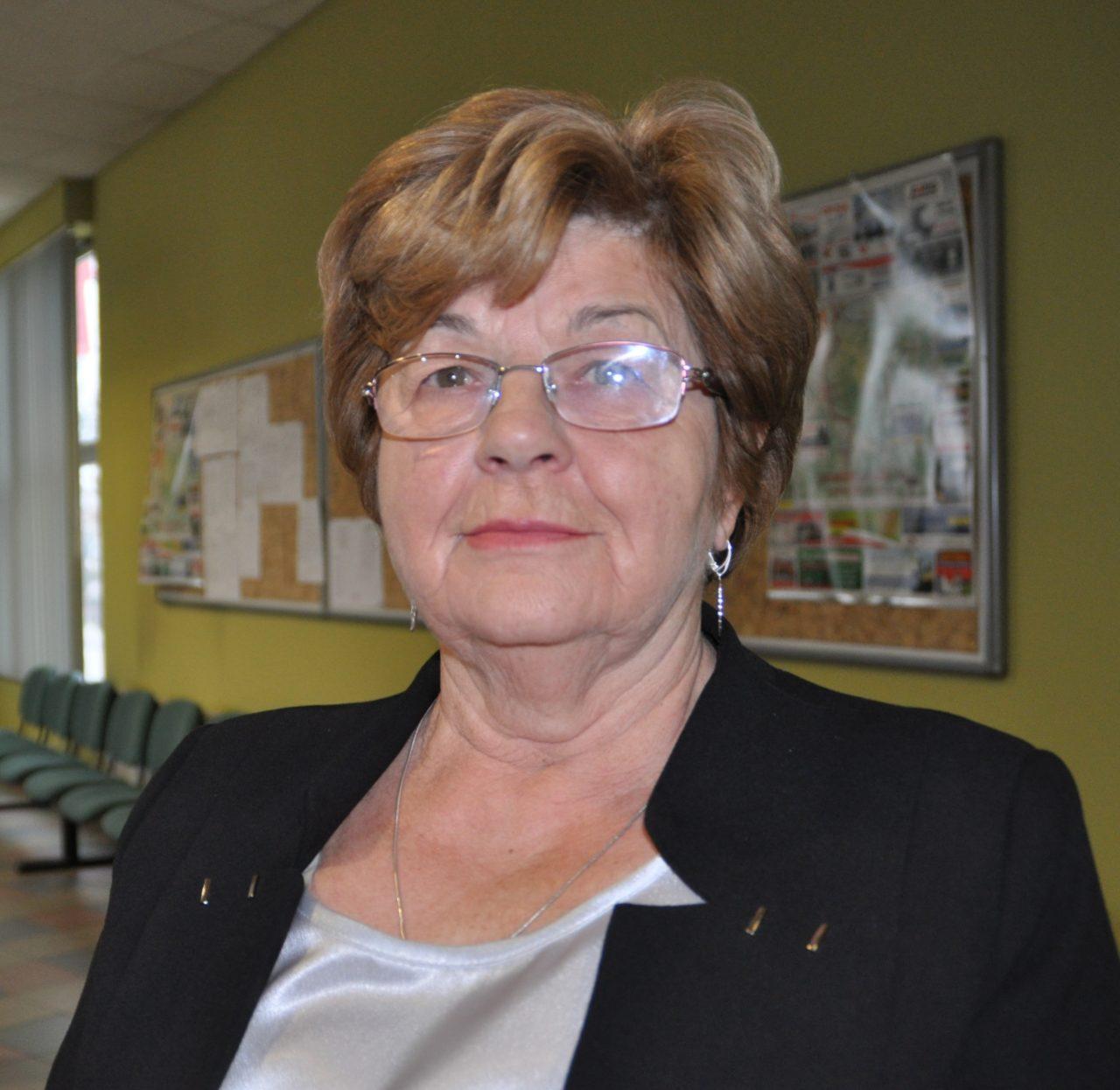 Krystyna Baczyńska przewodniczącą Komisji Sfery Socjalnej