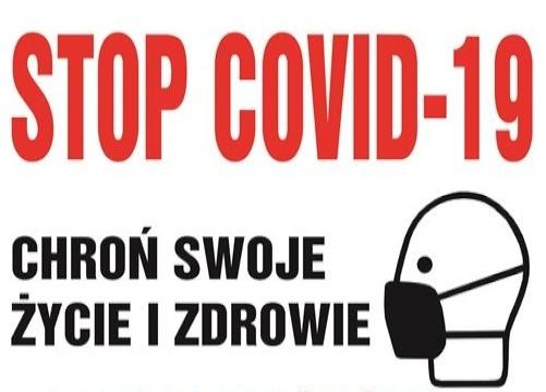 Od dziś nowe wytyczne związane z epidemią COVID-19 w Polsce.