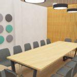 4. Sala spotkań w świetlicy socjoterapeutycznej