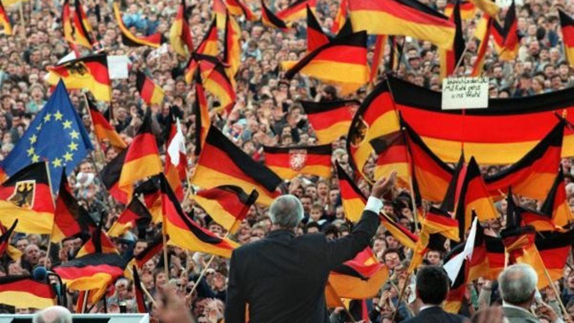 Jutro nasi sąsiedzi świętują 30-lecie Zjednoczenia Niemiec