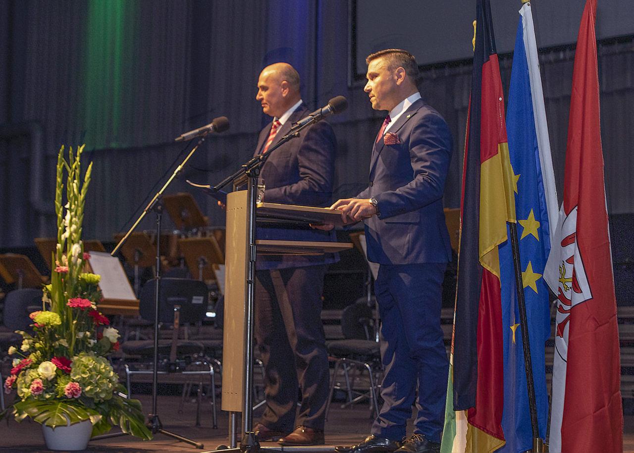 Zjednoczenie Niemiec dało początek nowej współpracy Słubic i Frankfurtu