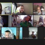 Zdjęcia uczestników niedzielnych warsztatów.