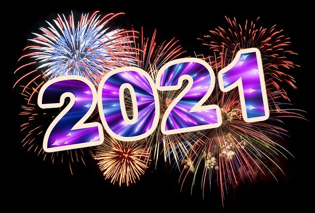 Życzymy wszystkim szczęśliwego 2021 roku