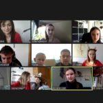 Zdjęcia uczestników biorących udział w sobotnich warsztatach.