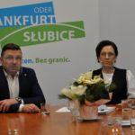 Spotkanie burmistrza z N.Duer
