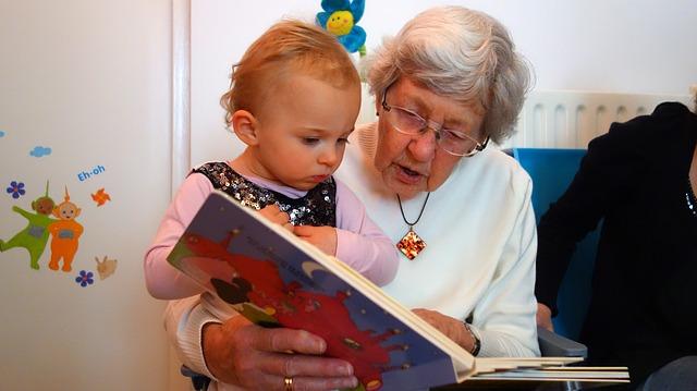 Wszystkim babciom składamy najserdeczniejsze życzenia