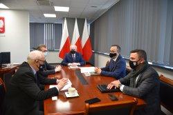 Burmistrz lobbował za obwodnicą Słubic