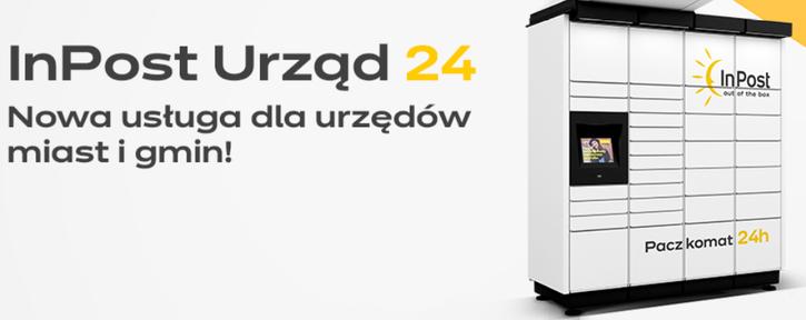 InPost Urząd 24 – Nowa usługa Urzędu Miejskiego w Słubicach
