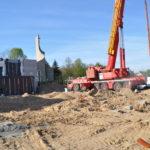 Budowa szkoły w Kunowicach