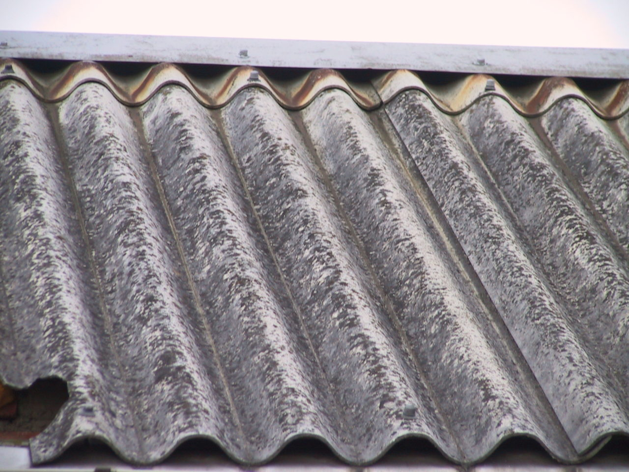 Ogłoszenie o zakończeniu inwentaryzacji wyrobów zawierających azbest