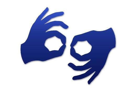 Tłumacz języka migowego pomoże przy spisie