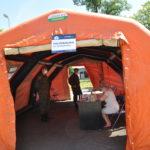 Szczepienia w Słubicach- otwarcie Mobilnego Punktu Szczepień