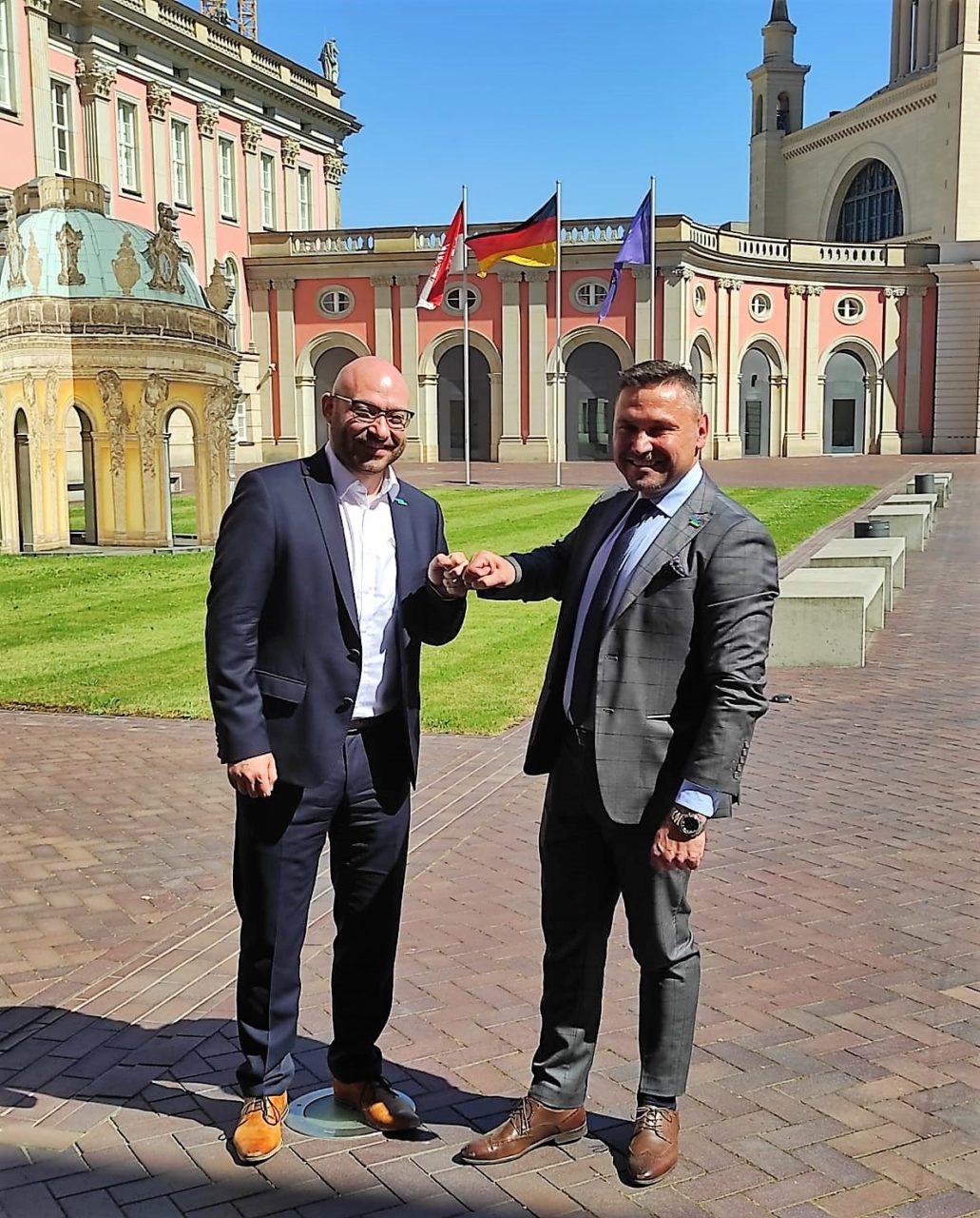 Słubice wspierają Frankfurt w staraniach o Centrum Przyszłości Jedności Niemiec i Transformacji Europejskiej