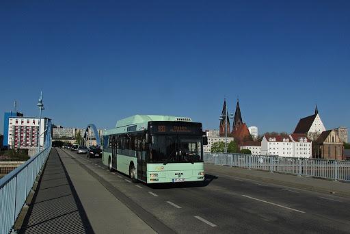 Wraca transgraniczny autobus 983