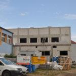 Budowa sali sportowej przy SP nr 3