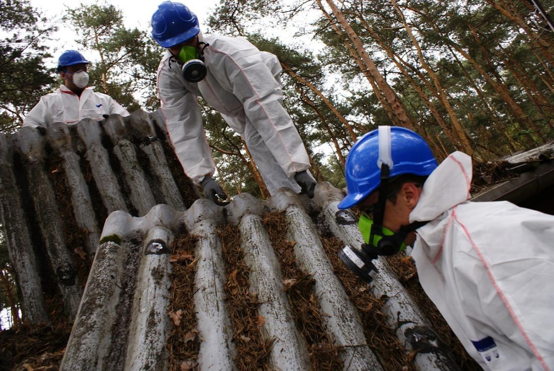 Pozbyliśmy się z gminy 89 ton azbestu