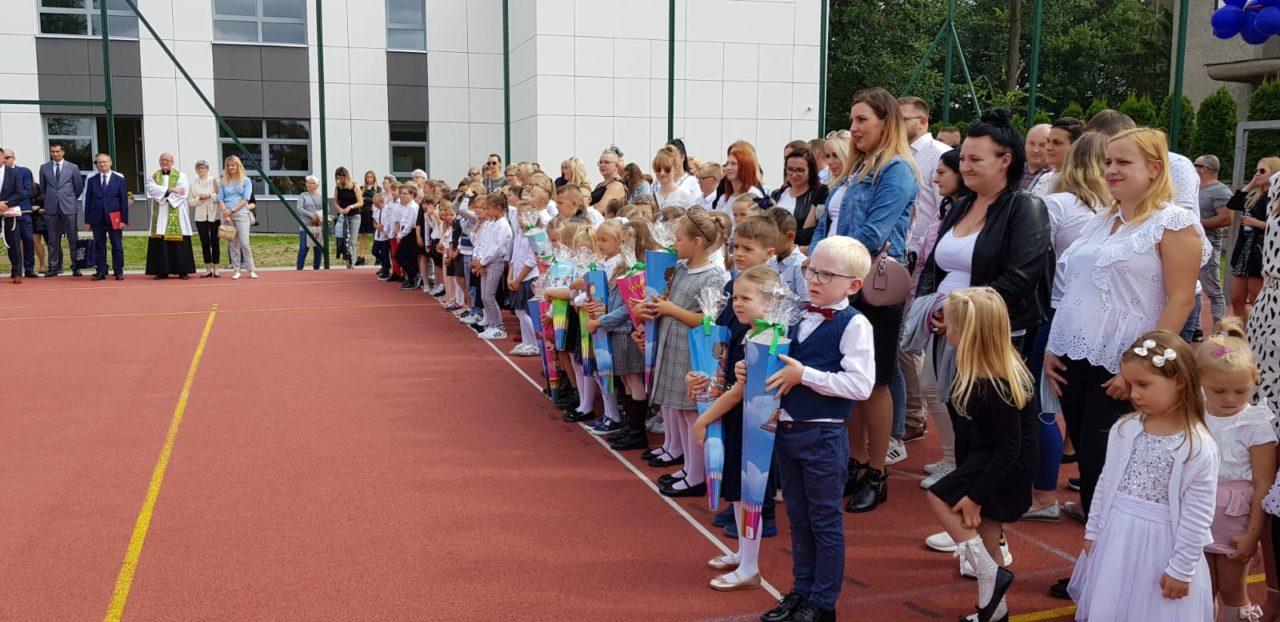 Nowy rok szkolny w nowej szkole!