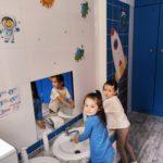 Nowe łazienki w Misiu Uszatku