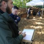 Poszukiwanie szczątków ciał więźniow ze Świecka